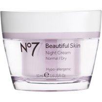 Boots No 7 Night Cream $14.99$
